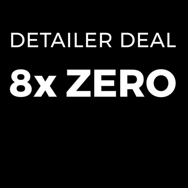 NEOWAX ZERO Pre-Cleaner 4 Liter Detailer Deal
