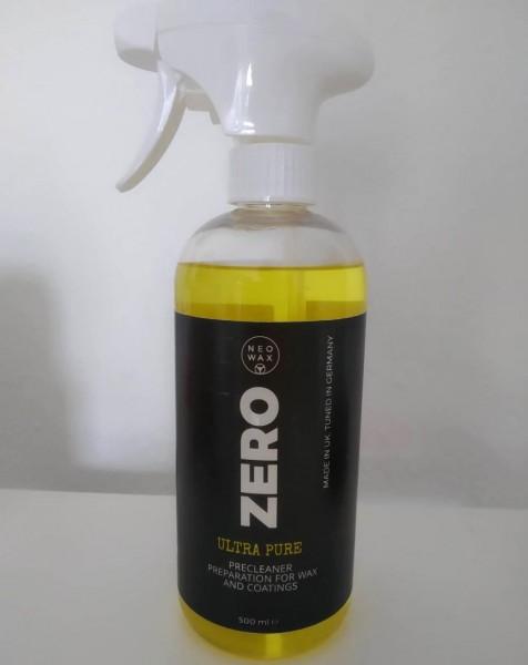 NEOWAX ZERO Pre-Cleaner 500ml