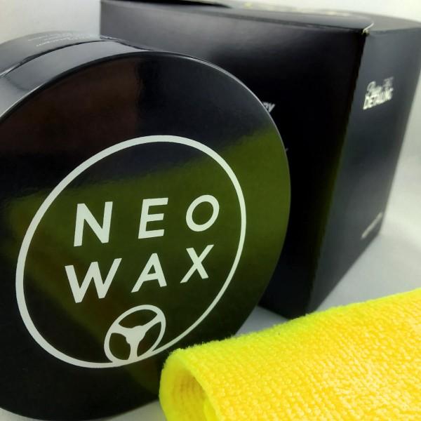 NEOWAX Car Wax №1 Autowachs mit 50% T1-Carnauba und Siliziumdioxyd (SiO2) 200ml