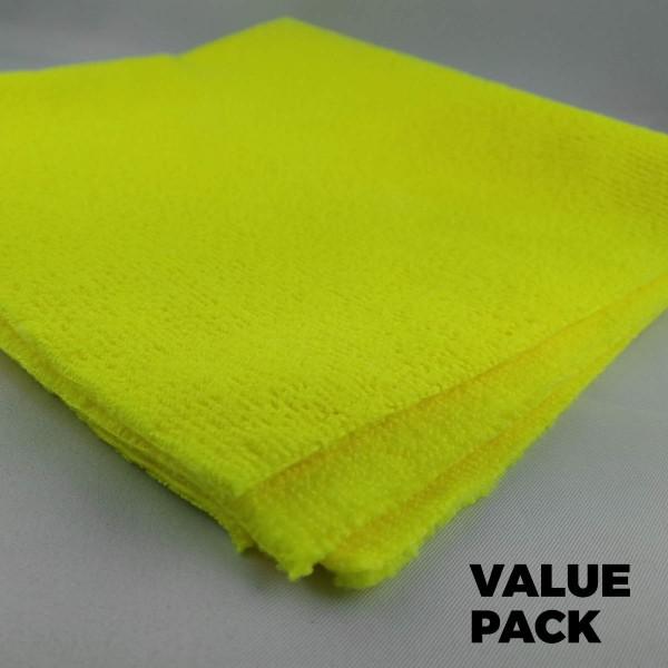 NEOWAX FINISHER Universal Microfasertuch [2 Pack Value Bundle]