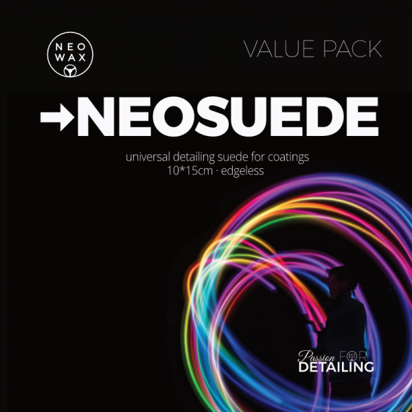 NEOWAX NEOSUEDE 10 Pack Value
